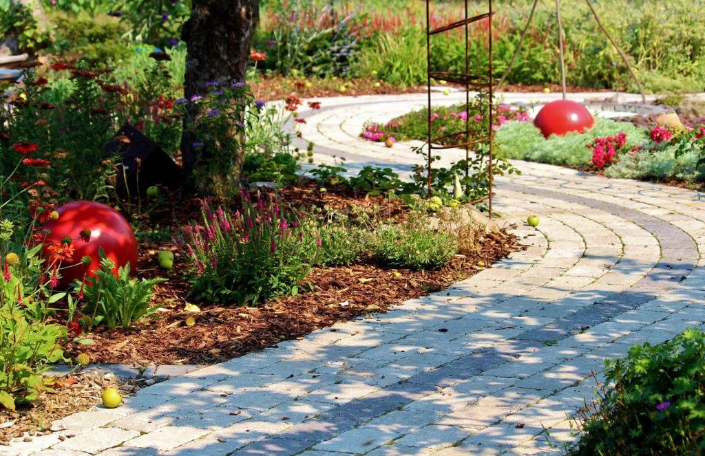 Création et entretien de jardin par Couilleau Paysagiste à La Bruffière en Vendée